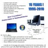 PC-TECK 15 Years !